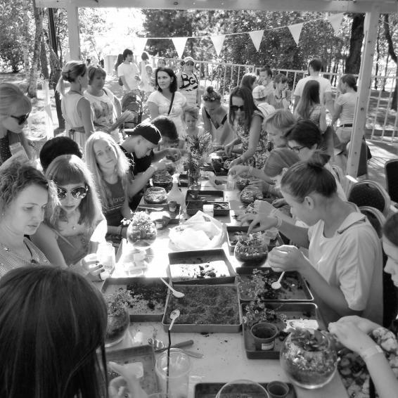 Мастер-класс Фестиваль Seasons. Большие гости 2016